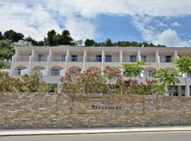 Belvedere Hotel, hotel in Achladies
