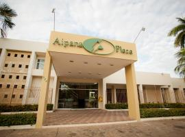 Aipana Plaza Hotel, hotel in Boa Vista