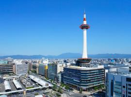 Kyoto Tower Hotel, hotel in Kyoto