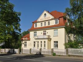 Villa Andante Apartmenthotel, hotel in Kassel