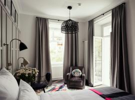Kollmann Rooms and Apartments, zasebna nastanitev v mestu Ljubljana