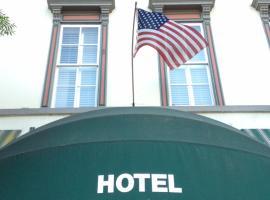 Hotel St. Helena, hotel in St. Helena