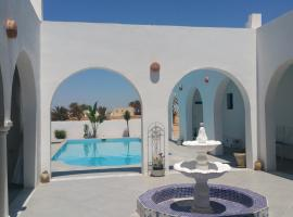 Dar Chick Yahia Ile De Djerba, vacation rental in Mezrane