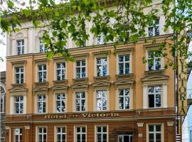 Hotel Victoria, отель в Щецине