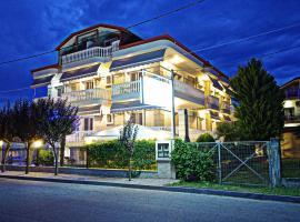 John & Eve Hotel, hotel in Paralia Katerinis