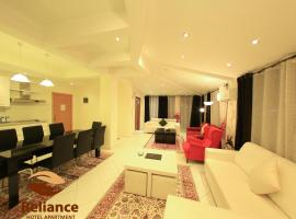 Reliance Hotel Apartment, hotel in Addis Ababa
