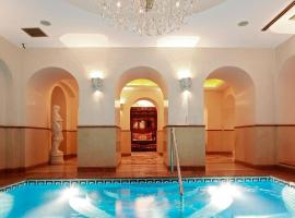 Alchymist Grand Hotel and Spa, boutique hotel in Prague