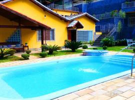 Sitio Recanto dos Meus Sonhos, holiday home in Teresópolis