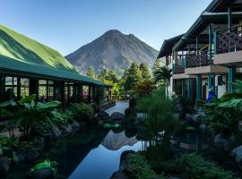 Arenal Observatory Lodge & Spa, hotel en Fortuna
