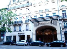 Marivaux Hotel, hotel near Grand Place, Brussels