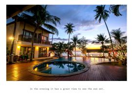 Mac Resort Hotel, hotel in Ko Chang