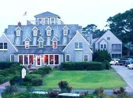 The Castle B&B on Silver Lake, hotel in Ocracoke