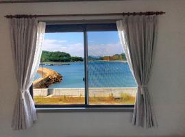 Guest House Seaside Namihei, hotel in Naoshima