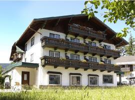 Appartementhaus Huber, hotel in Abersee
