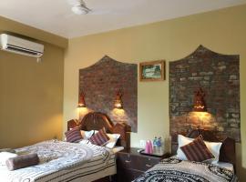 Chautari Garden Resort, hôtel à Sauraha