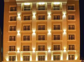 City Tower Hotel, budget hotel in Aqaba