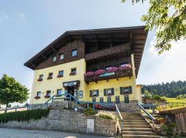 Landhotel Sportalm, Hotel in Philippsreut