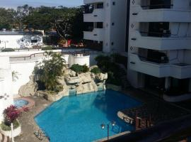 Habitación en Condominio Casablanca、サンタ・クルス・デ・ラ・シエラのホテル