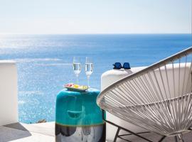 Lyo Boutique Hotel Mykonos, hotel v destinácii Super Paradise Beach