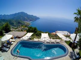 Garden Hotel, hotel near Amalfi Cathedral, Ravello