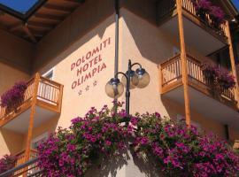 Dolomiti Hotel Olimpia, hotel near Lamar Lake, Andalo