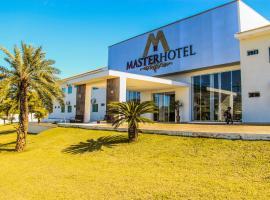 Master Hotel, hotel in Mundo Novo