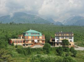Miramonti Penzión, privát vo Vysokých Tatrách