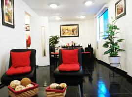 White Hope Apartment, hotel near Alejandro Villanueva Stadium, Lima