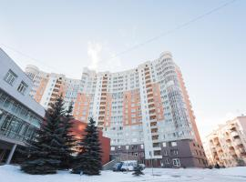 Guest apartments Alesia, hotel in Yekaterinburg