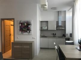 Taikos Apartmentai 2, apartamentai mieste Druskininkai