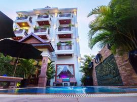 Kingfisher Angkor Hotel, hotel near Major Cineplex Siem Reap, Siem Reap