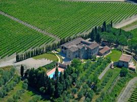 Casalta Di Pesa, villa in Siena