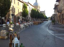 La Corte degli Angeli, apartment in Assisi