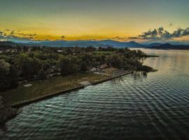 Ritratto sul Lago B&B, B&B in Dormelletto
