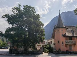 Hôtel les Berges, Hotel in der Nähe von: Golf-Club Crans-sur-Sierre, Chippis