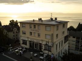Hôtel Evian Express - Terminus, hôtel à Évian-les-Bains près de: Thermes de Thonon-les-Bains