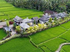 Villa JJ and Spa Ubud, pet-friendly hotel in Ubud