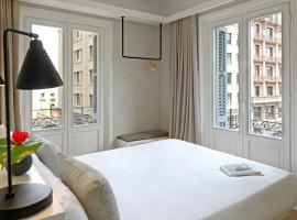 The Moods Catedral Hostal Boutique, Budget-Hotel in Barcelona