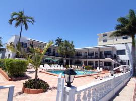 Napoli Belmar Resort, отель в Форт-Лодердейле