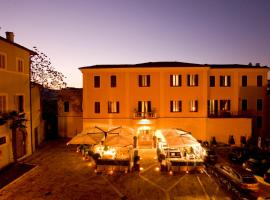 Hotel Clitunno, hotel in Spoleto
