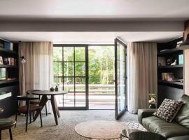 Loft Living Garden Suite, accessible hotel in Nieuwpoort