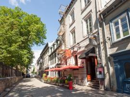 Auberge Place d'Armes, pet-friendly hotel in Quebec City
