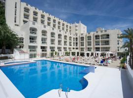 MS Aguamarina Suites, hotel in Torremolinos