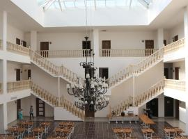 Lucette Guest House, отель в Пицунде