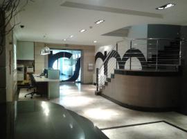 Hotel Room, hotel in Pontevedra