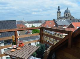 upstairs9000, homestay in Gent