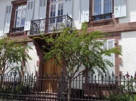 La Villa Esponda, B&B in Saint-Jean-Pied-de-Port