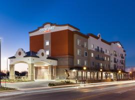Courtyard by Marriott Fort Worth Historic Stockyards, hotel in Fort Worth