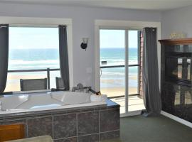 Starfish Manor Oceanfront Hotel, hotel v destinaci Lincoln City
