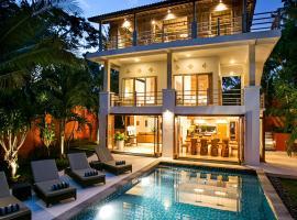 Casa Mimba Luxury Villa, hotel in Padangbai